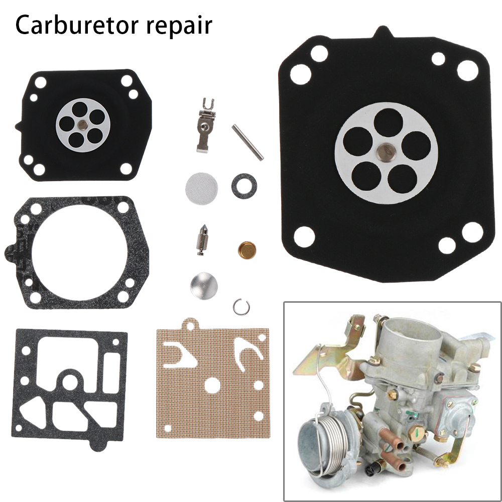Echo Chainsaw  Brush Cutter  Zama Diaphragm Repair Kit  Carburetor Carb  Gasket
