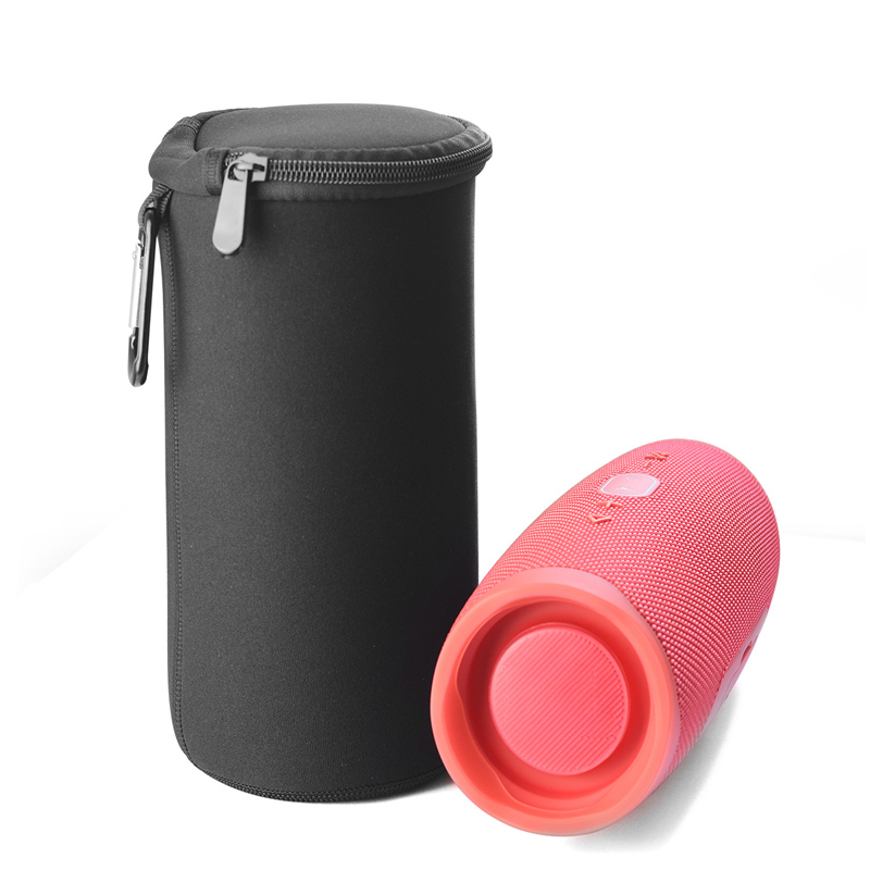 Portable Soft Speaker Bag For JBL Charge 4 Bluetooth Speaker Protective Speaker Case For JBL Charge4 Shockproof With Buckle