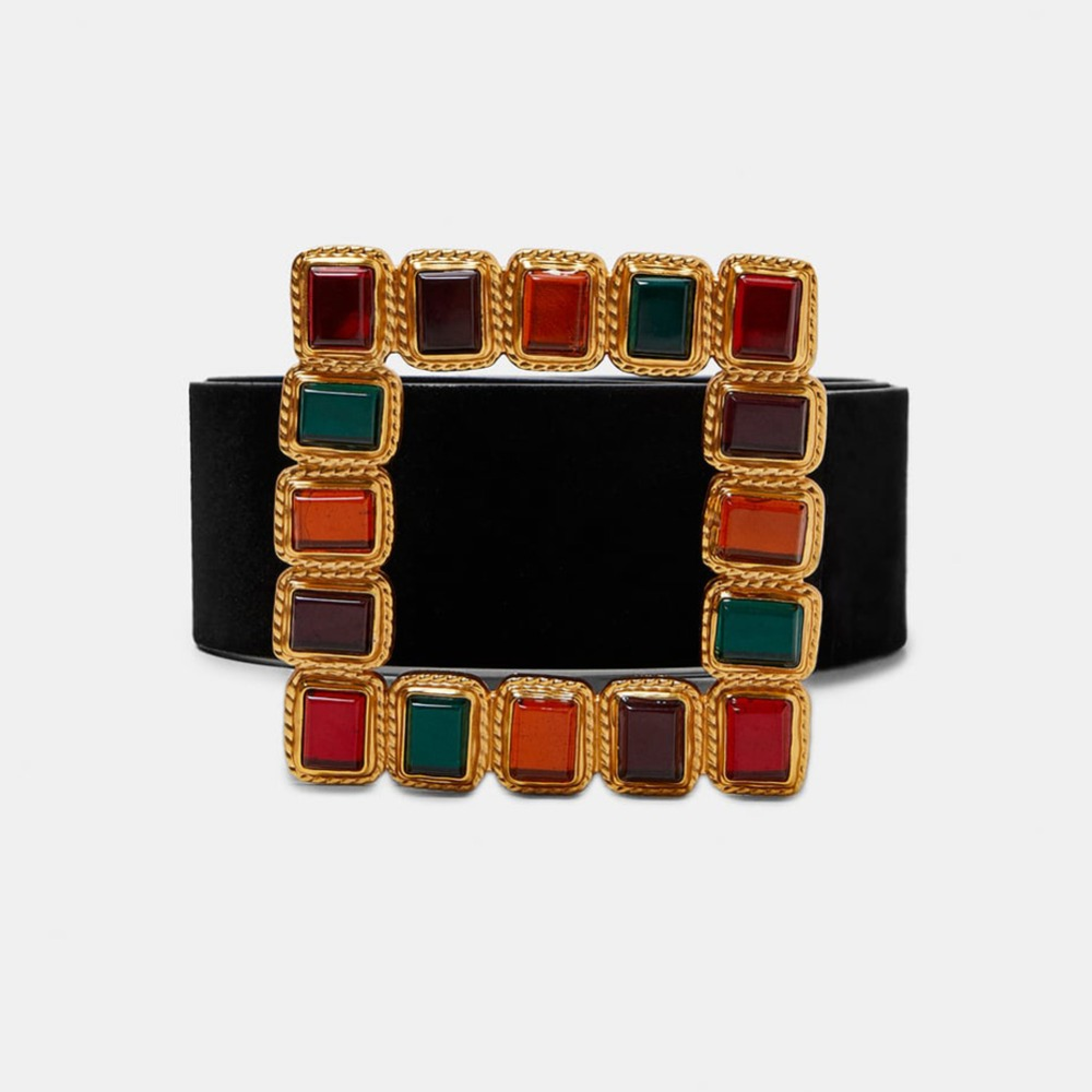 HTB1ugekaUvrK1RjSszfq6xJNVXaF - Girlgo Newest Vintage Velvet Buckle Belt for Women Punk Metal Gold Color Belly Chain Accessories Jewelry Party Gifts Bijoux