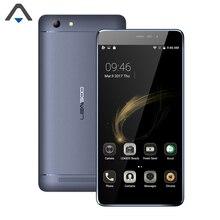 Leagoo Shark 5000 телефон 1 ГБ Оперативная память 8 ГБ Встроенная память Quad Core 5.5 дюймов 5000 мАч 13MP Android 6.0 отпечатков пальцев ID смартфон с наушником