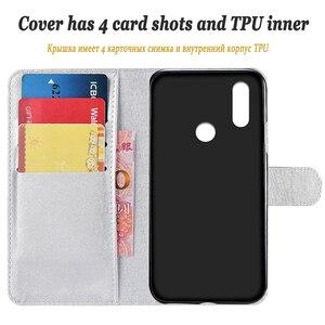 Image 5 - 1 кожаный чехол книжка с блестками для телефона Huawei Honor 8X, роскошный высококачественный чехол бумажник с подставкой, чехол со вспышкой на солнце