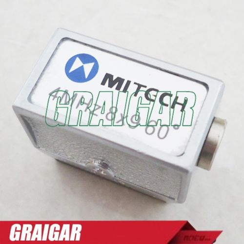 MITECH 60 Degree Angle Beam Probe Transducer 4MHz 8x9MM for NDT Flaw Detector туфли tamaris tamaris ta171awacmm5