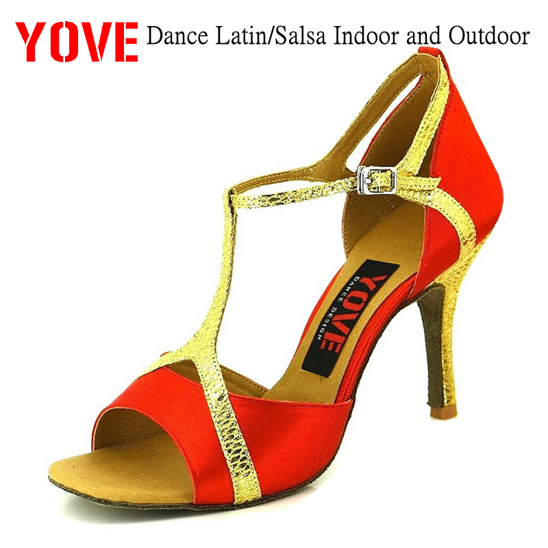 YOVE Style w143-1 Dance shoes Bachata/Salsa Indoor and Outdoor - Sneakers