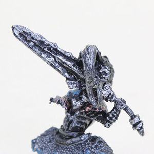 Image 5 - Dark Souls Seelen Ritter Artorias boss Abyss Walker Siegward von Catarina Fangamer schreibtisch dekoration PVC Action Figure Spielzeug
