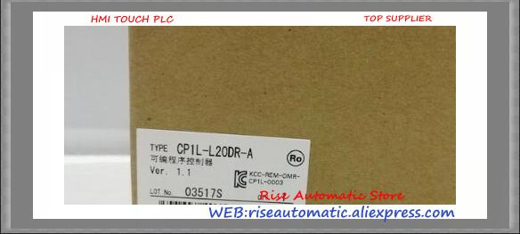 New original CP1L-L20DR-D PLC CPU 24DC input 12 point relay output 8 pointNew original CP1L-L20DR-D PLC CPU 24DC input 12 point relay output 8 point