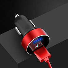 12V Car Accessories Cars Cigarette Lighter USB Car Charger L
