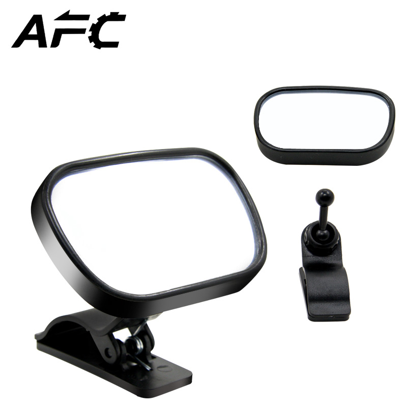 Baby Car Mirror Safety View Back Seat Mini Looking Glass Ward Infant Care Kids Monitor Adjustable Convex Auto Rearview Mirror