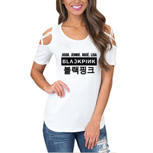 Blackpink Long Summer Shirt