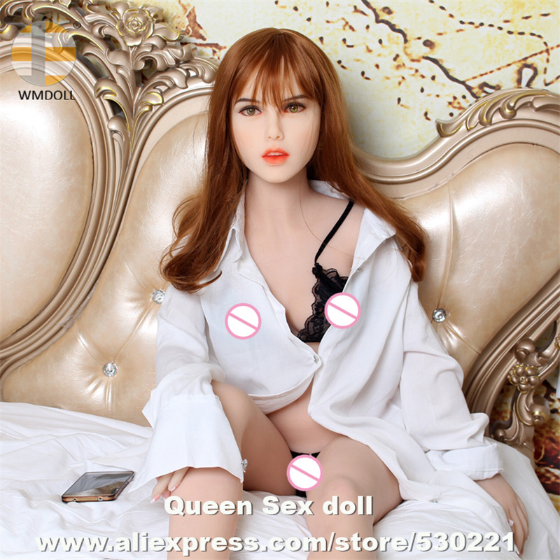 WMDOLL NEW <font><b>158cm</b></font> Top quality Real Sized <font><b>Sex</b></font> <font><b>Doll</b></font> Realistic Silicone Mannequins <font><b>Japanese</b></font> Love <font><b>Dolls</b></font> Sexy Products image