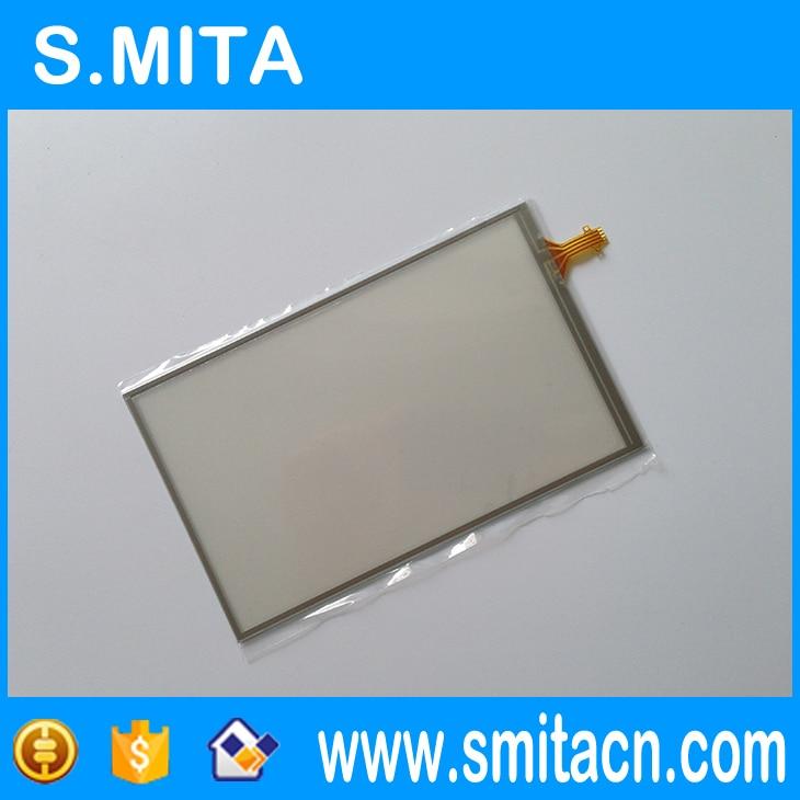 6inch  touch screen digitizer Glass For TomTom 60 60m LMS606KF01 LMS606KF01-003 for GPS Navigation Touch panel Glass Digitizer 6 touch screen digitizer glass replacement for tomtom via 1605tm 1605m 620 tomtom start 60 60m