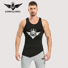 Men Tank Top Fitness Bodybuilding Tanks Tops Men Bodybuilding Undershirt Clothes Workout Sleeveless GASP academia