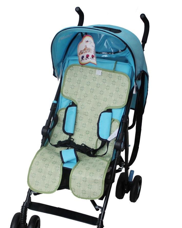 baby stroller mat stroller accessoriesBaby car child generic umbrella car stroller grass mat Chair mat summer Qyt02