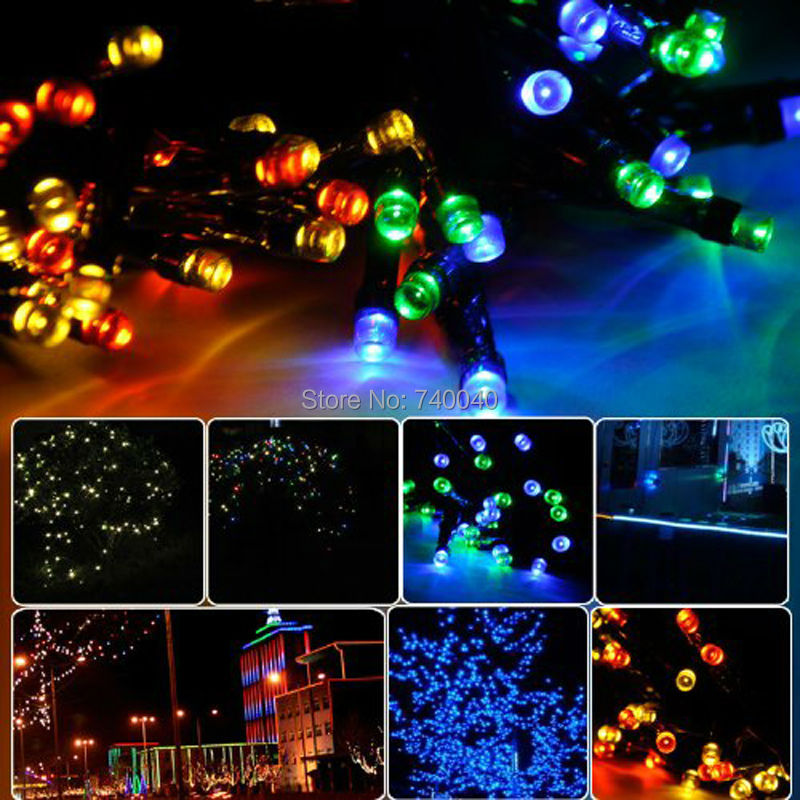 Led Outdoor String Lights Small