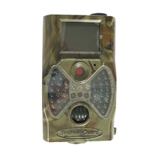 Cheaper Photo Traps New Night Vision Bosken guard BG520 12MP Digital Hunting Camera 32MB IP54 Waterproof Hunting Camcorder
