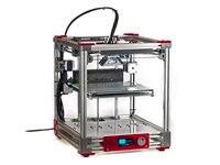 Blurolls affortable Ultimaker 2 алюминиевого профиля 3D printerDIY комплект 2020 экструзии, 3d печатных запчасти Хорошее качество