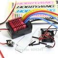 Hobbywing QuicRun WP-860 Двойной Щеткой Водонепроницаемый 60A ESC #860 Для 1/8 RC