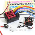 Hobbywing QuicRun WP-860 Dual Brushed Waterproof 60A ESC #860 For 1/8 RC
