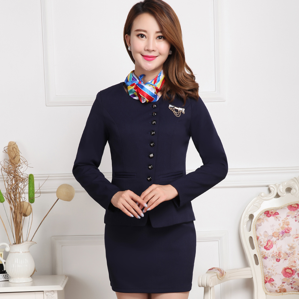 online buy whole women interview suit from women autumn and winter dress suit career women s wear dress uniforms ol interview korean female long sleeve