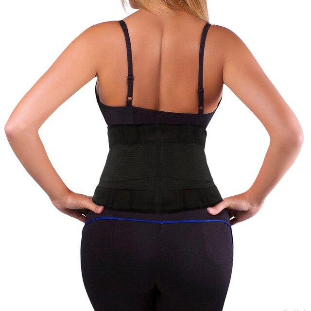 2016 Women  Waist Shaper Tummy Trimmer Underwear Slimming Sport Girdles  Shapers Firm Control Waist Cincher Shapwear 1