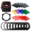 Rangers 12x Full Neutral Density ND + Color Filter Set for Cokin P Series RA110