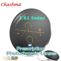 Prescription Photochromic 1.61 Index __
