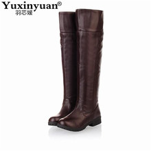 Wholesale Attack on Titan cosplay boots Shingeki no Kyojin Eren Jaeger Ackerman Shoes brown black type high quality(China)