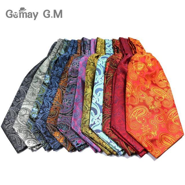 Vintage Formal Cravat Ascot(British style)