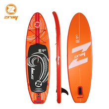 Tabla de surf 275x76x12 cm JILONG Z RAY E9 inflable de la Junta sup stand up paddle Junta surf kayak deporte inflable bote bodyboard(China)