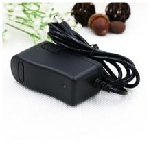 AERDU 3S 12V di Alta qualità 12.6V 1A caricatore adattatore di alimentazione DC 5.5*2.1 millimetri di litio  batteria agli ioni di lampade a LED UE/Spina DEGLI STATI UNITI