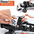 Electrotops ET03B 1:18 2.4 Ghz 4WD Alta Velocidade Radio Remote Control RC Car Brinquedos