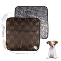 Hight Quality Pet Dog Cat Waterproof Electric Heating Pad Heater Warmer Mat Bed Blanket BS