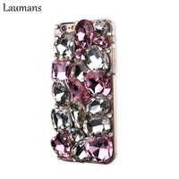 5s High Quality Luxury Bling Crystal Rhinestone Diamond Phone Cases Cover For IPhone 6 6s 6plus