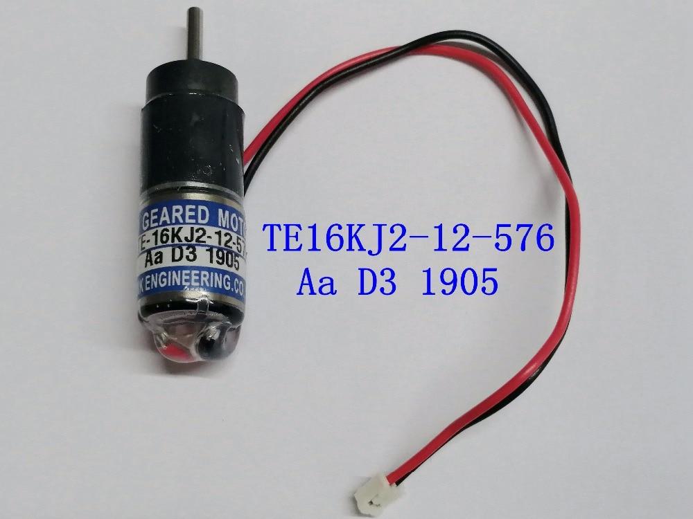 2  piece TE-16KJ2-12-576 Liang Ming RYOBI original new ink key motor ink motor motor ink motor TE-16KJ2-12-5762  piece TE-16KJ2-12-576 Liang Ming RYOBI original new ink key motor ink motor motor ink motor TE-16KJ2-12-576