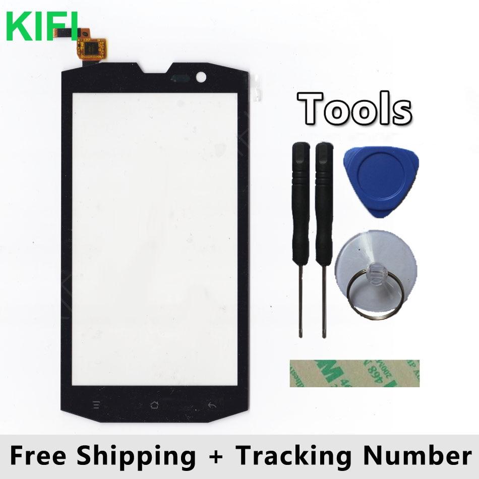 KIFI 100% QC-DURCHLAUF Touchscreen Digitizer Glasscheibe Für AGM A8