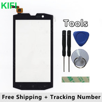KIFI 100 QC PASS Touch Screen Digitizer Glass Panel For AGM A8
