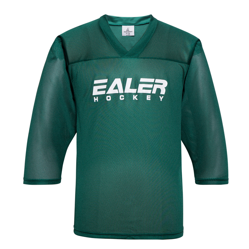 new product 5b941 75a44 US $10.01 28% OFF|JETS free shipping cheap high quality green mesh ice  hockey practice jersey s in stock usa-in Hockey Jerseys from Sports & ...