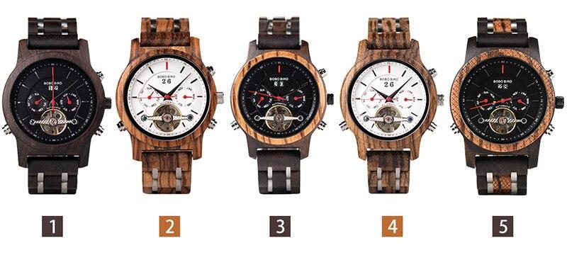 madeira relogio masculino-caixas de relógio de madeira C-Q27