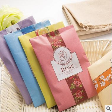 10pcs Lot Sachet Home Can Hang Spices Wardrobe Indoor Anti Mildew Pest Control To Remove Fragrant