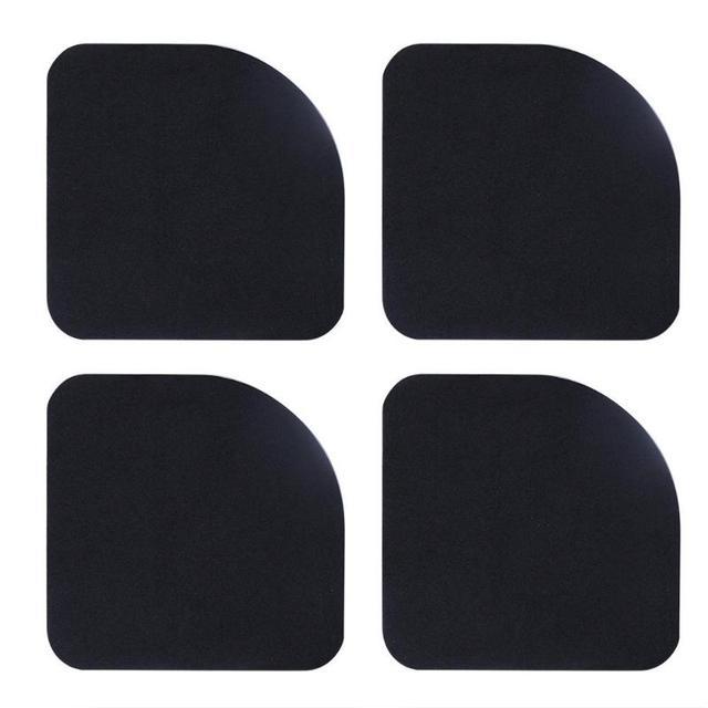 4pcs Washing Machine Anti Vibration Pad Shock Proof Non Slip Foot Feet Tailorable Mat Refrigerator Floor Furniture Protectors 1