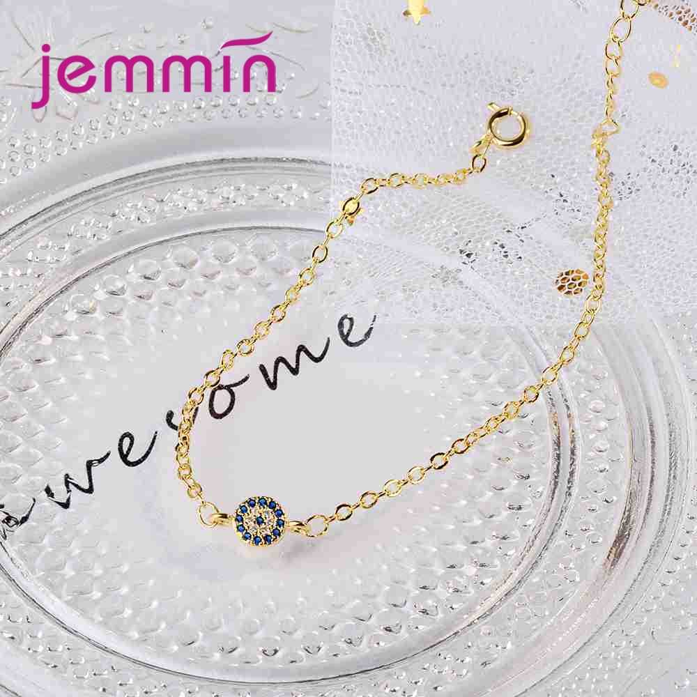 Hot Sale Lady Shiny Anel Mujer Bracelet For Women Bridal Wedding Engagement Anniversary Party Jewelry 925 Sterling Silver