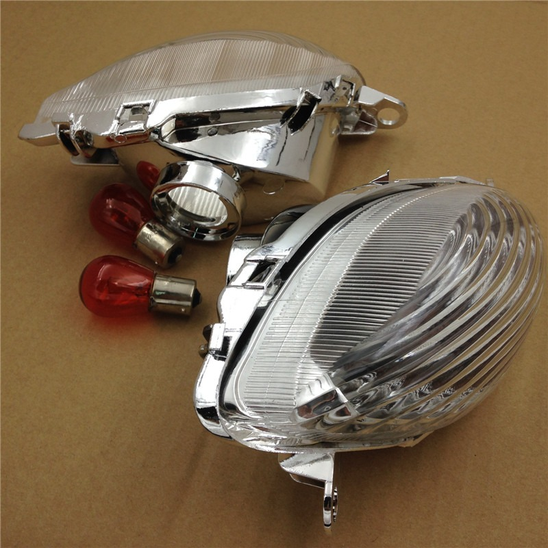 Aftermarket free shipping motorcycle parts  Turn Signals For Suzuki 1999-2003 2004 2005 2006 2007   Hayabusa GSXR1300 R Clear aftermarket free shipping motorcycle parts eliminator tidy tail for 2006 2007 2008 fz6 fazer 2007 2008b lack