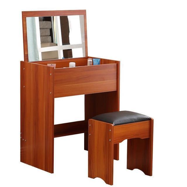 Avec Miroir Chambre Camera Da Letto Dormitorio Tocador Shabby Chic Vintage Wood Bedroom Furniture Quarto Korean Table Dresser