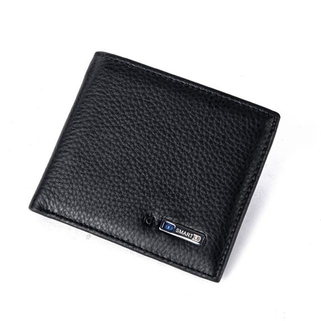 Men's Smart Anti-Lost Bluetooth Wallets