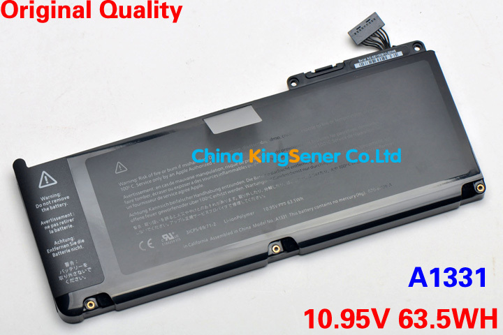 ФОТО Original Quality New Laptop Battery for Apple Macbook 13.3