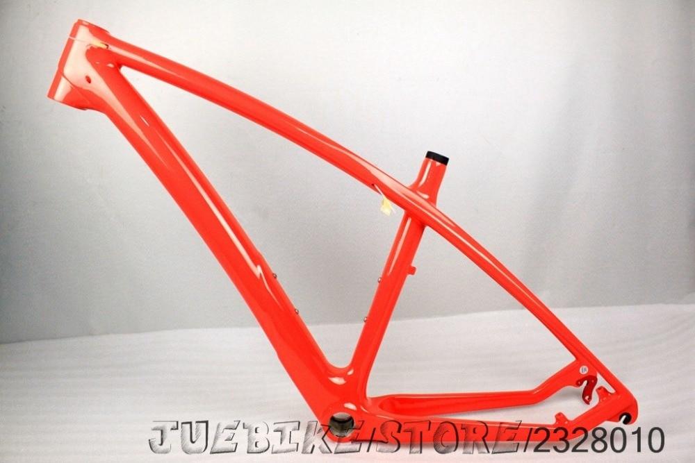 2016 T800 carbon mtb frame 29er/27.5er mtb carbon frame 650B 27.5/ 29 carbon mountain bike frame 142*12 or 135*9mm bicycle frame