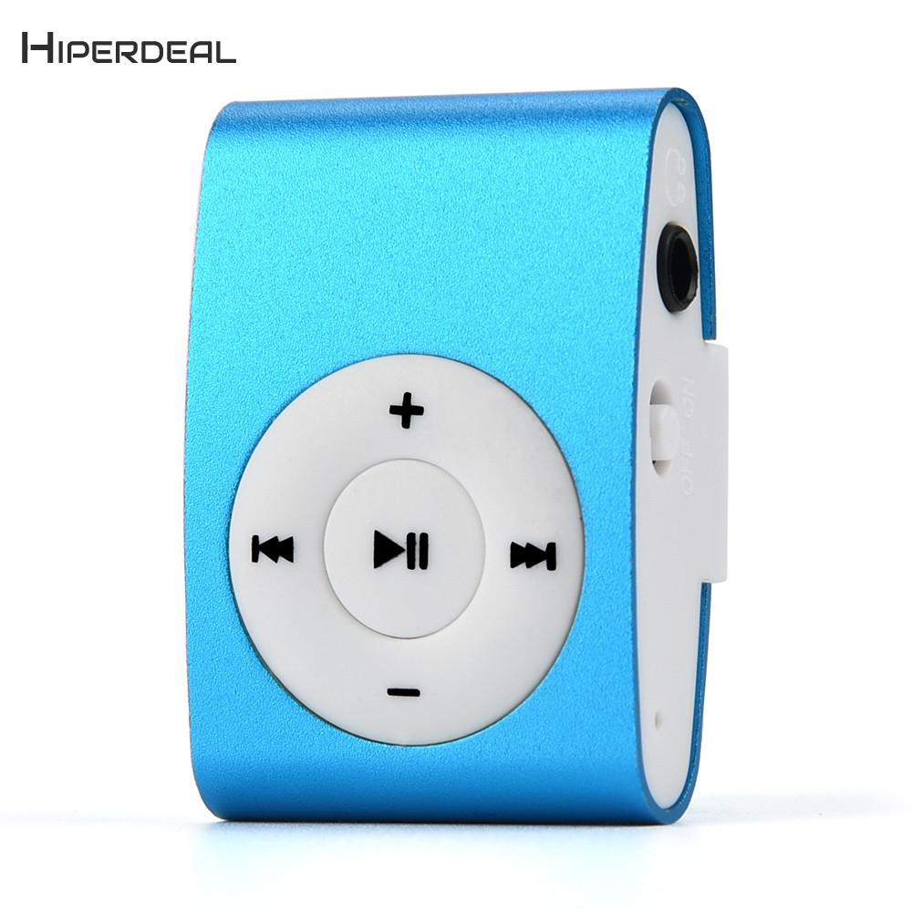 MP3 Player Gift Mini Clip With Earphone Music Media Portable mp3 player USB Sport Music Listen Phone Music Player QIY06 D23 portable media player