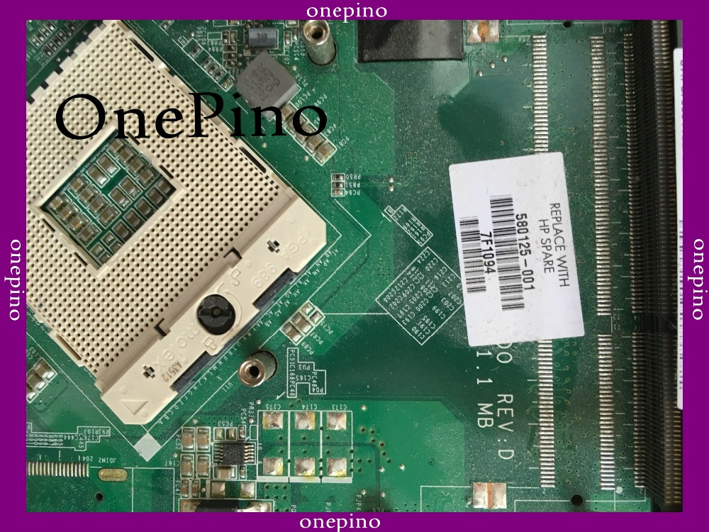 Top quality , For HP laptop mainboard ENVY 15 580125-001 laptop motherboard,100% Tested 60 days warranty top quality for hp laptop mainboard envy4 envy6 686087 001 laptop motherboard 100% tested 60 days warranty