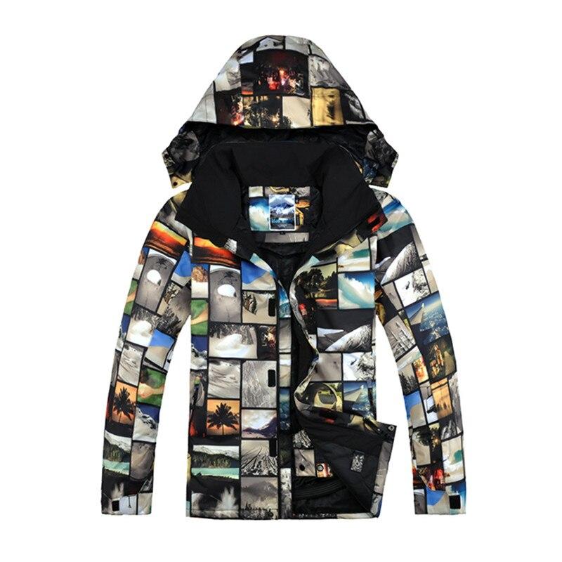 Brand Gsou Snow Ski font b Jacket b font Snowboard font b Jacket b font font