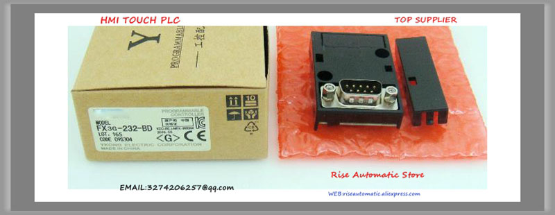 FX3G-232-BD RS232 Interface Adapter Communication Board FX3G232BD PLC Module EXpansion Board FX3G232BD New in box fx3g cnv adp expansion boards new