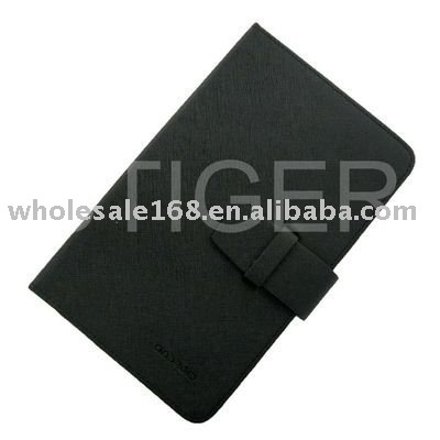 Free Shipping,by airmail ,Business Filp Leather case for Samsung Galaxy Tab P1000 (p1pt01)